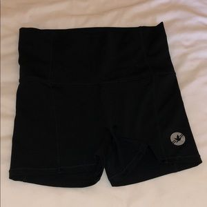 Aerie fit Yoga workout shorts size small
